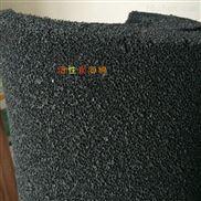 网蜂窝状纤维毡海绵除异味甲醛活性炭过滤棉