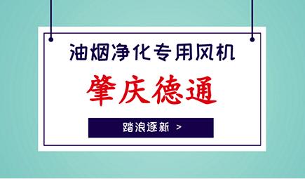 肇庆德通添彩2017广州酒店用品展  重焕风机智造新动能