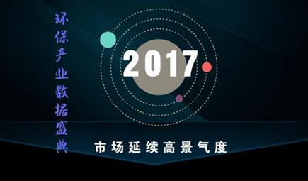 """2017环保产业数据""""盛典"""":市场延续高景气度"""