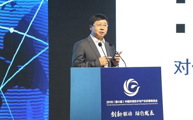曲久辉:我们要建立产业和企业融通的快车道