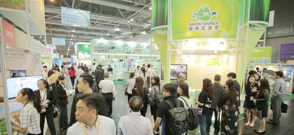 飾展、戶外照明博覽、環保展吸引逾73,000買家