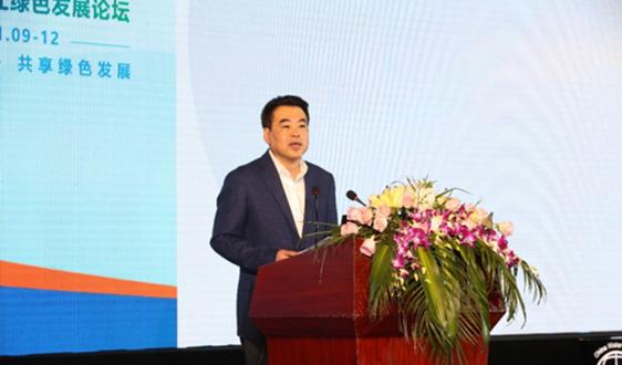 """黄山市市长孔晓宏:坚持走""""生态 """"的发展之路"""