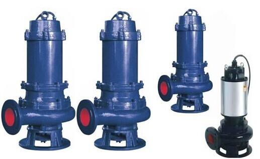 WQ潜水排污泵特点和结构分析
