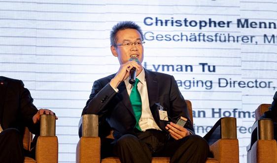 德国威乐受邀参加经贸论坛 共享智慧城市解决方案