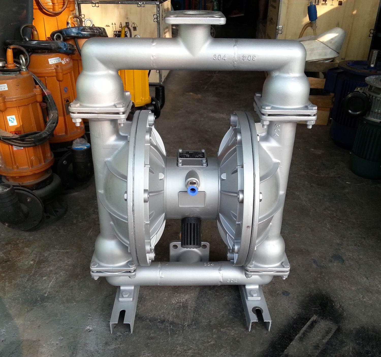 QBY3气动隔膜泵特点和用途分析