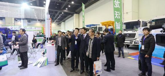 第四届河南环卫博览会3月4日将在郑州盛大召开