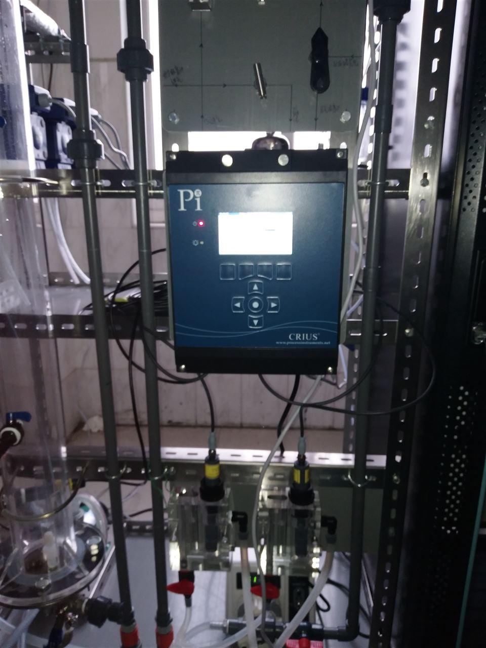上海某大学实验室水质检测项目