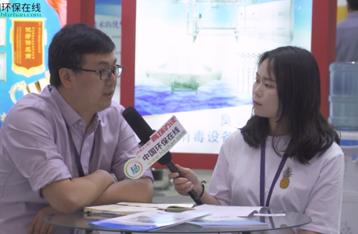 专访新大陆环保总工程师助理侯凌颖