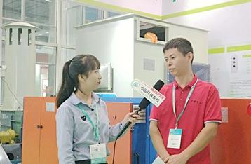 专访广东华顺环保科技有限公司董事长姚银芳
