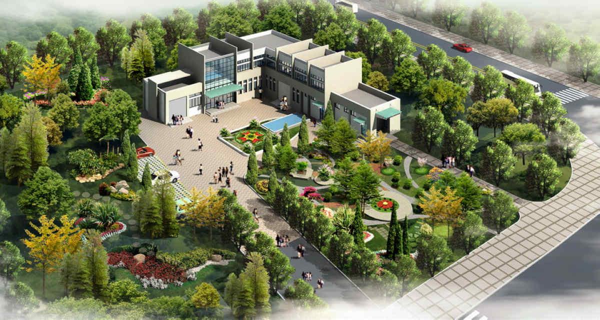 大型污水泵站设计图