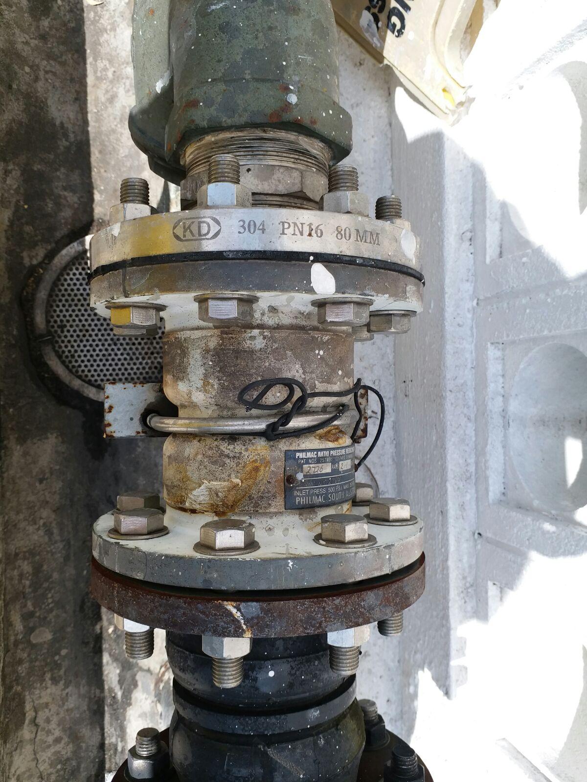 全固定比例式减压阀安装要求图片