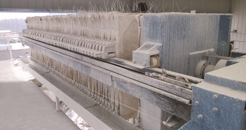 加工定制 板框压滤机厂家跑蓝达标排放 pl工艺流程