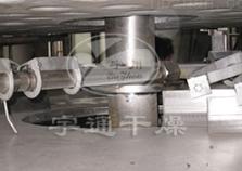 圆盘式连续干燥机