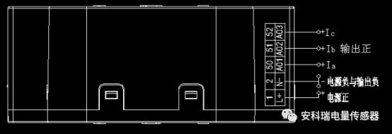 图3,bd-3i3(h)接线图