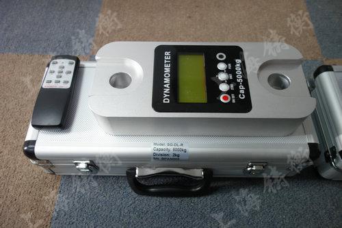 SGLD大屏幕无线遥控测力仪