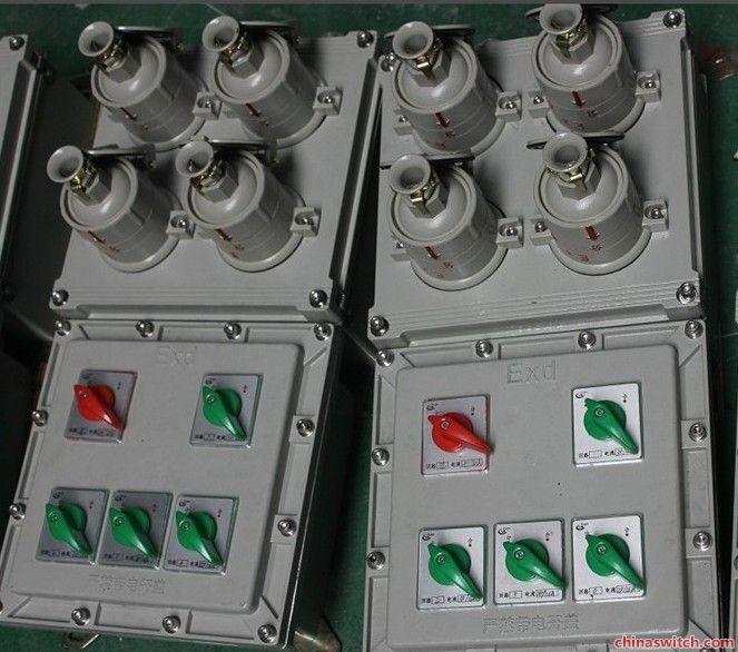 防爆检修电源箱bxx52-4/63k
