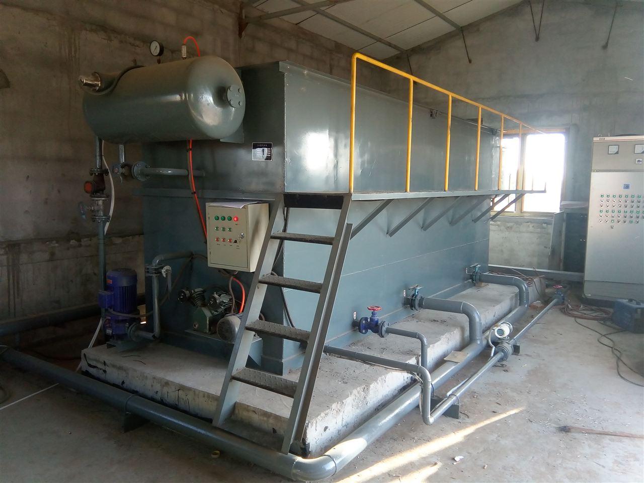 zy-丹寨县溶气气浮机不锈钢材质