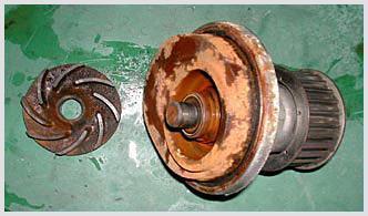 消防泵除锈的好方法你知道多少|新闻动态-上海祈能泵业制造有限公司