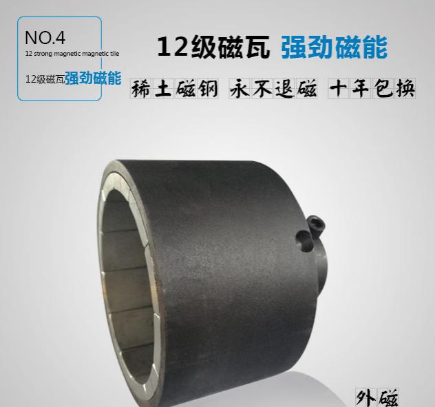 氟塑料自吸磁力泵外磁
