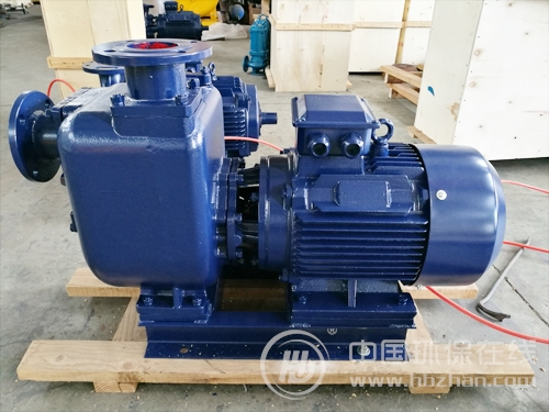 亮出强力自吸多相流泵新名片 中球泵业深耕泵智造热土
