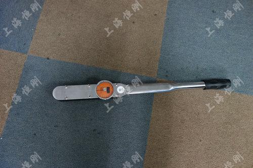 表盘式测力扳手