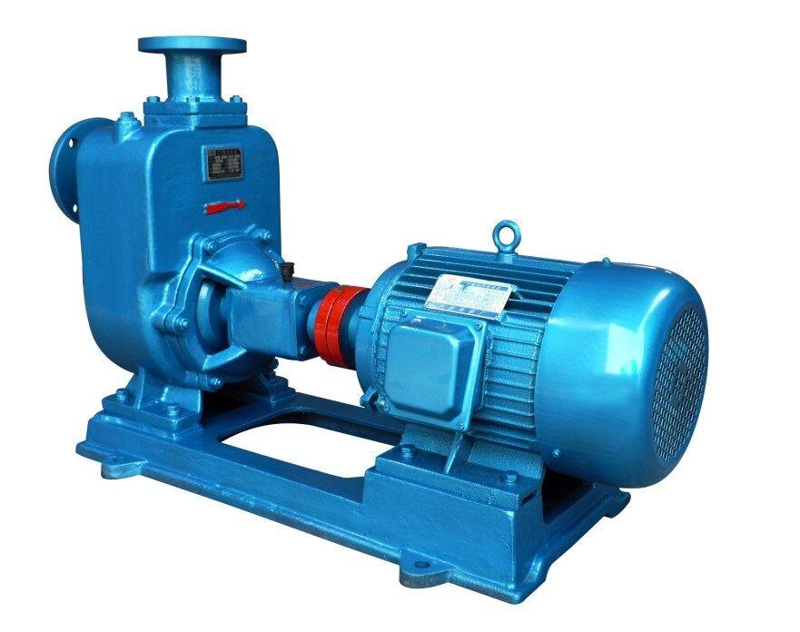100ZW100-15自吸排污泵