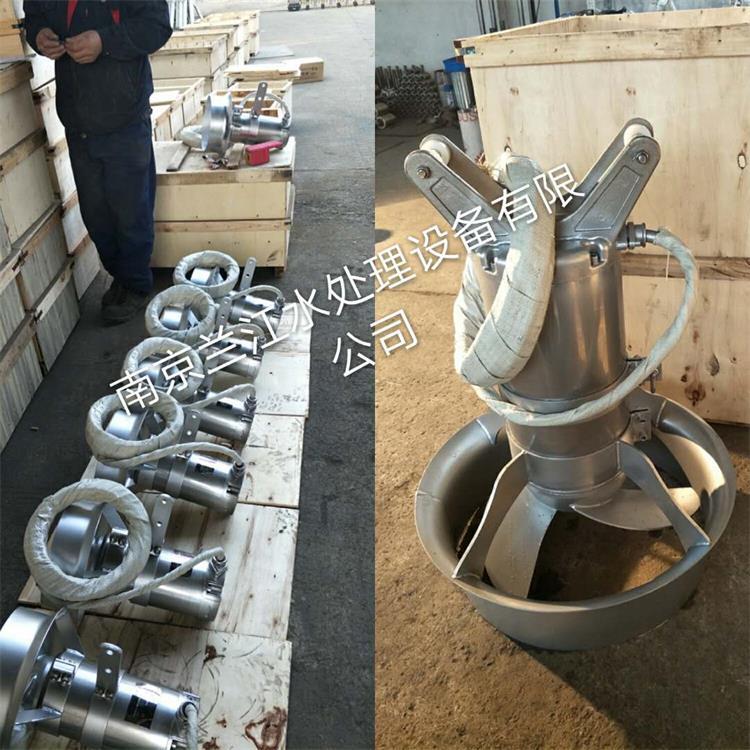 QJB3/8 贵州污水处理厂安装现场