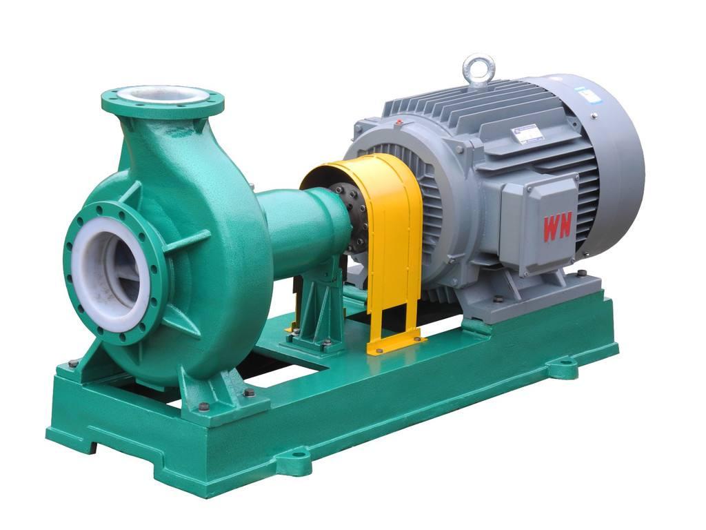 耐酸化工泵