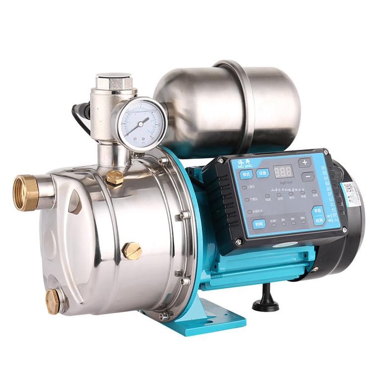 不銹鋼自動自吸泵