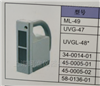 美国UVP便携式紫外灯ML-49/UVG-47/UVGL-48