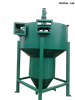XLCS-1000气提式,旋流除砂机,不含罐体